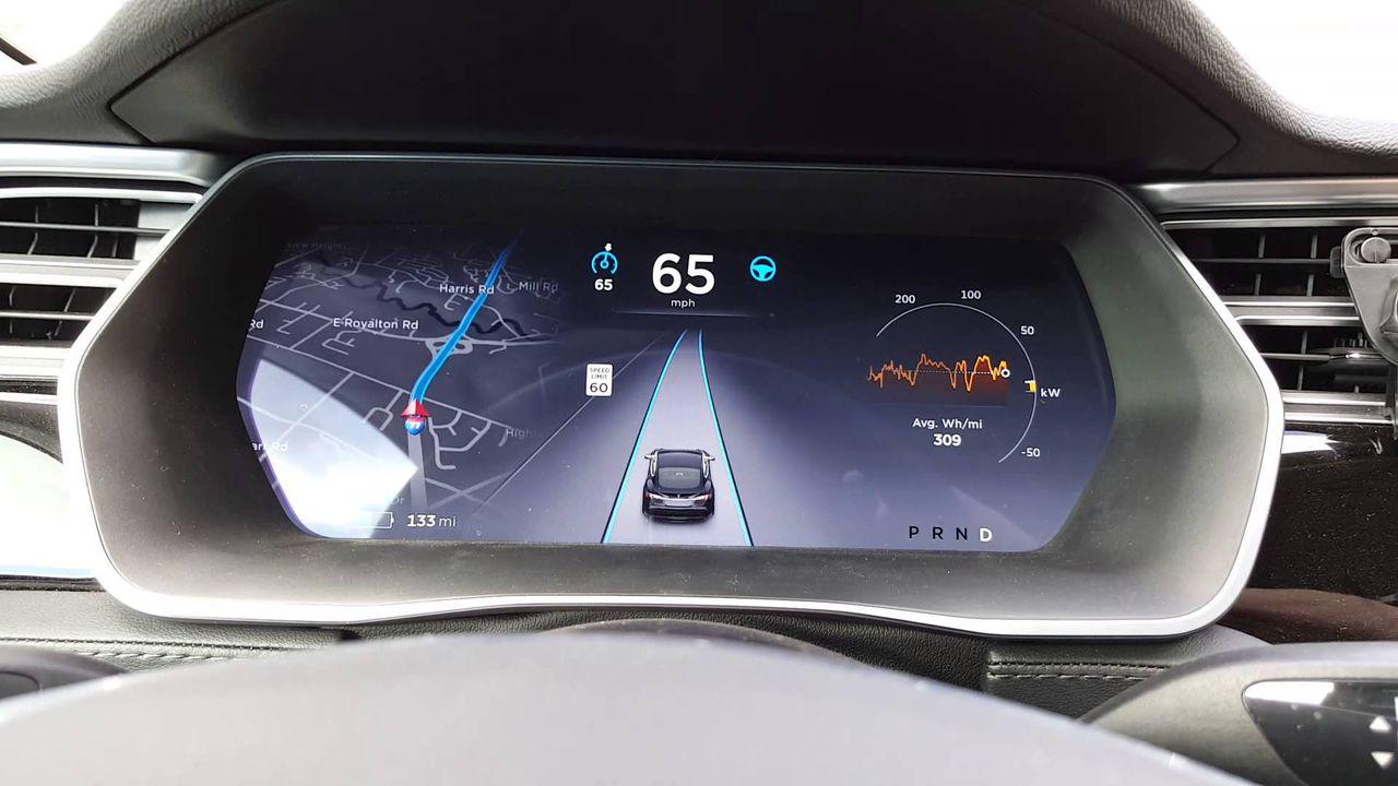 Tesla ska dela med sig av sin mjukvara för säkerhetsfunktioner