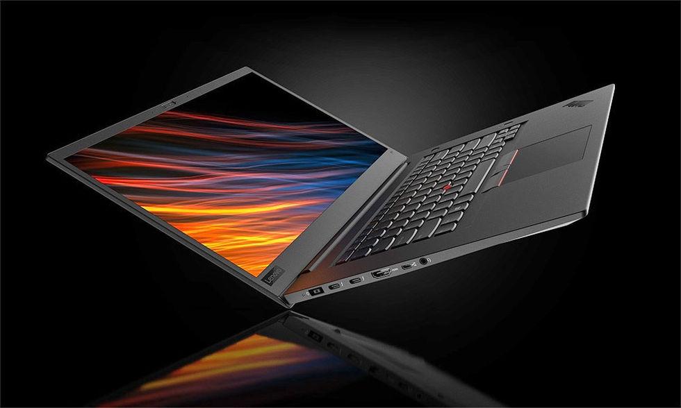 Lenovo visar upp ny proffs-laptop
