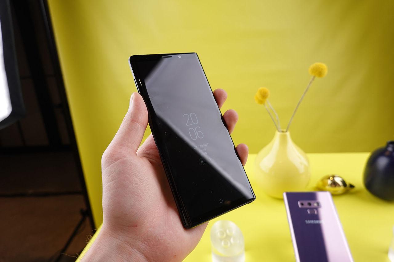 Samsung Galaxy Note 9 har världens bästa skärm