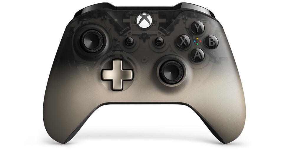 Genomskinlig Xbox One-kontroll släpps 11 september
