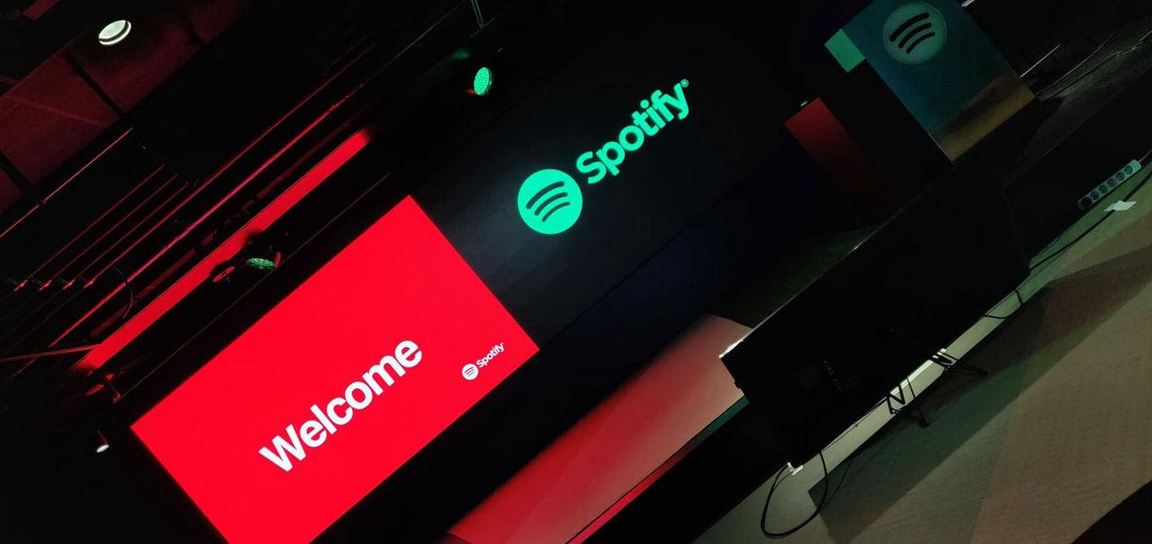 Spotify har flyttat in i sitt nya huvudkontor i Stockholm