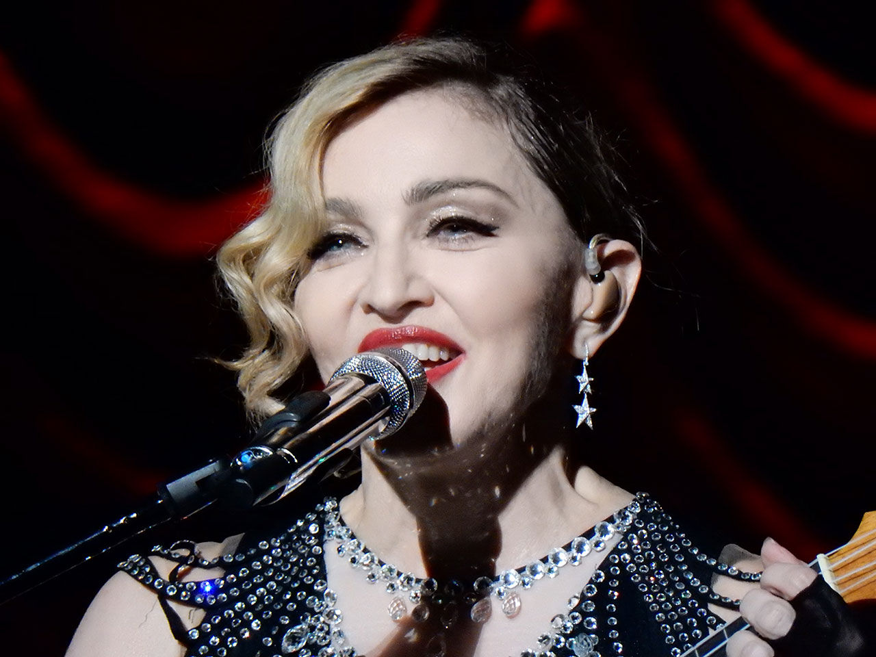 Tut i luren! Madonna fyller 60 år idag