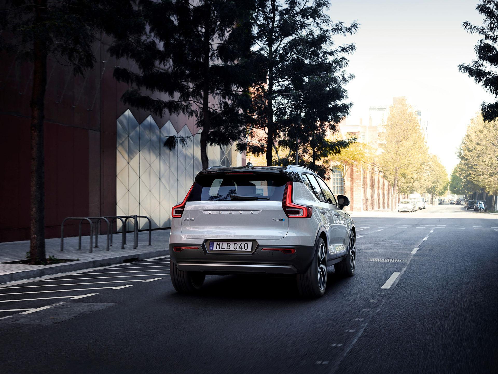 Mer vrid till bakhjulen för Volvos AWD-bilar
