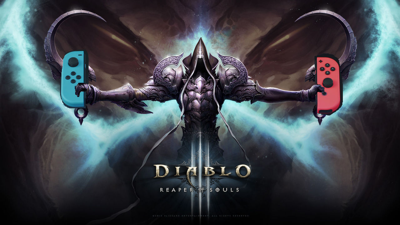 Ytterligare läcka pekar på Switch-version av Diablo III