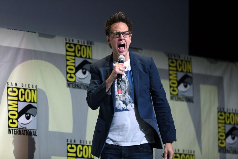 Disney har inga planer på att ta tillbaka James Gunn