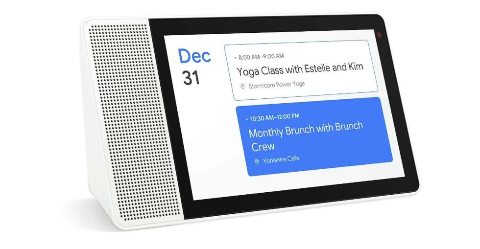 Google ryktas släppa egen smart display i år