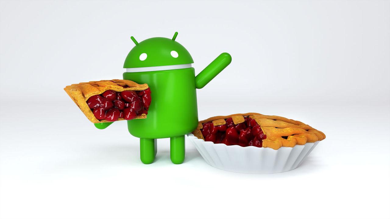 Sony snackar Pie-uppdatering