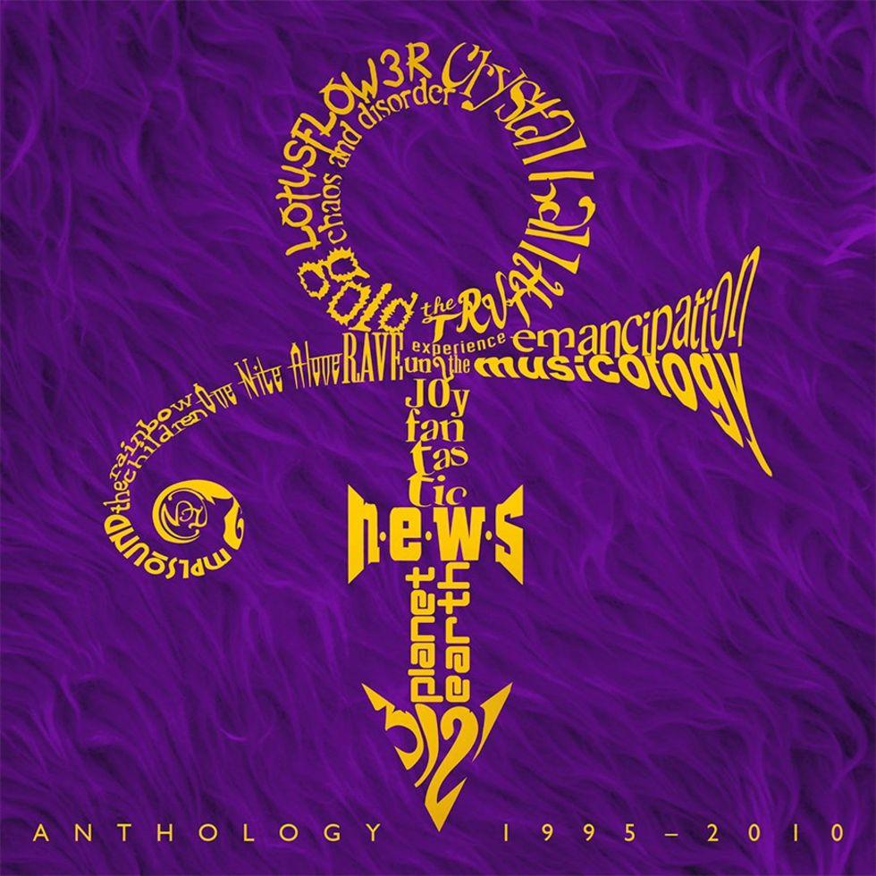 Prince katalog från 1995-2010 till Spotify