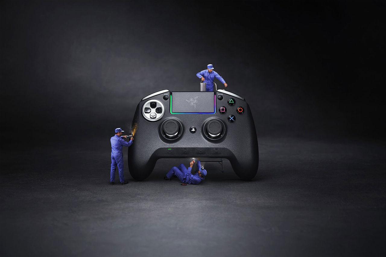 Razer släpper nya tillbehör till Playstation 4