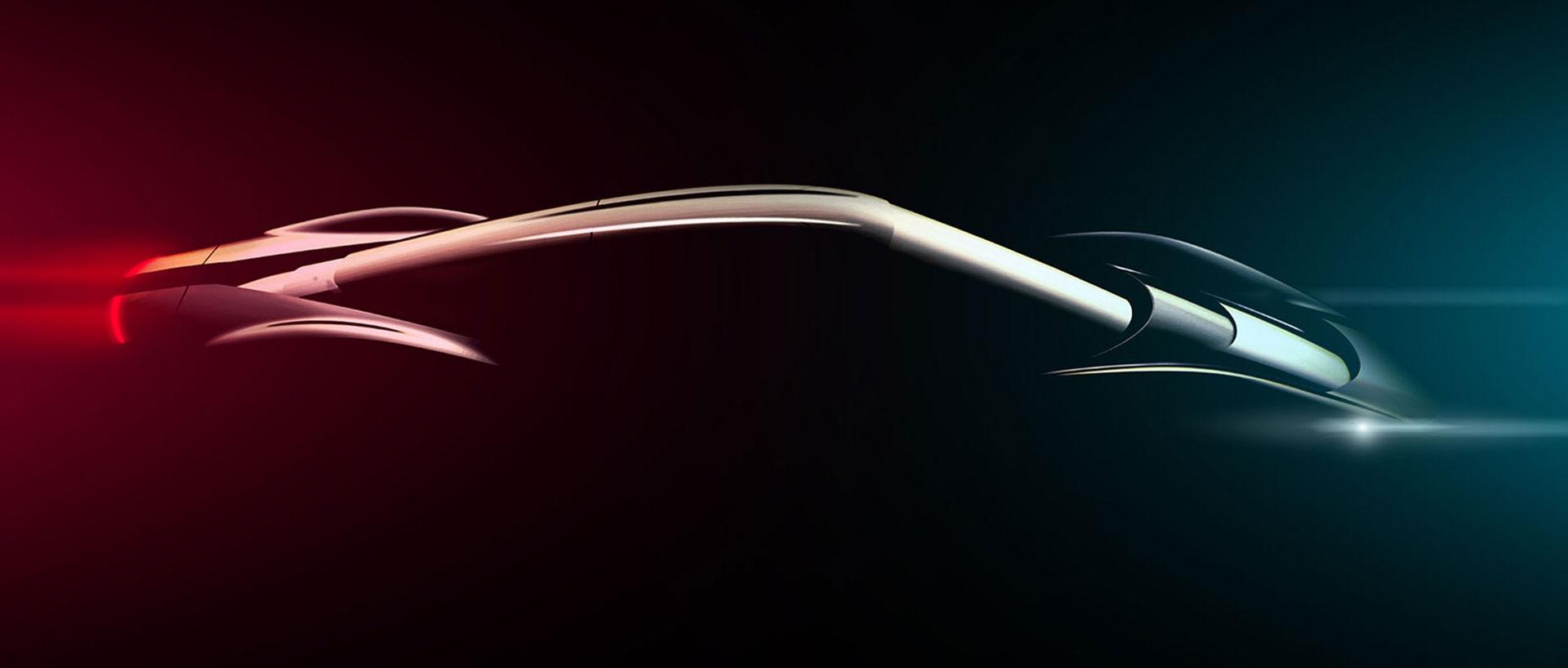 Fler bilder på Pininfarinas nya konceptbil