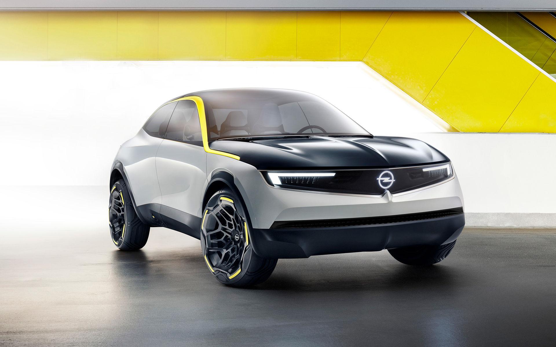 Opel visar GT X Experimental