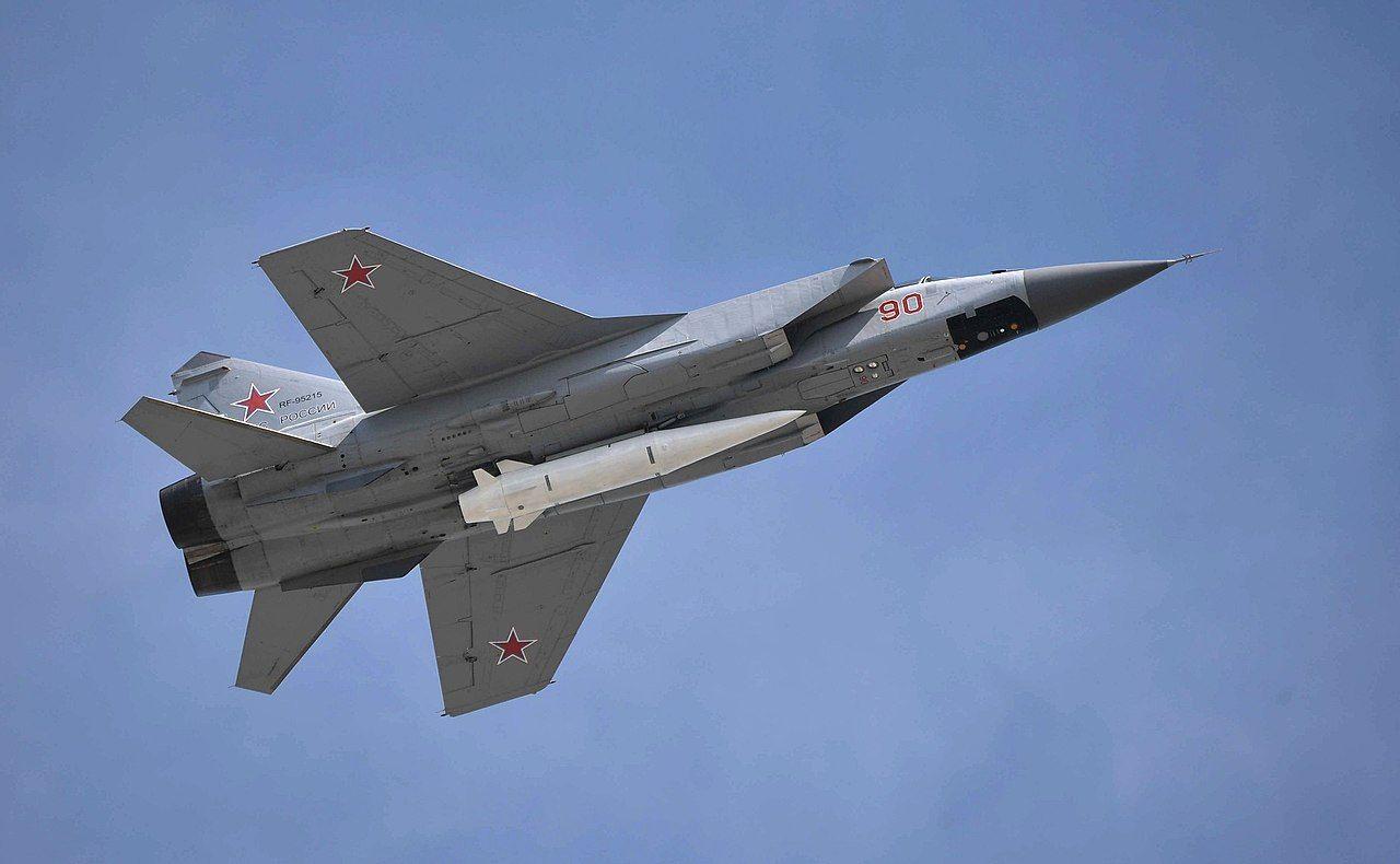 Ryssland har tappat bort en kärnkraftsdriven missil