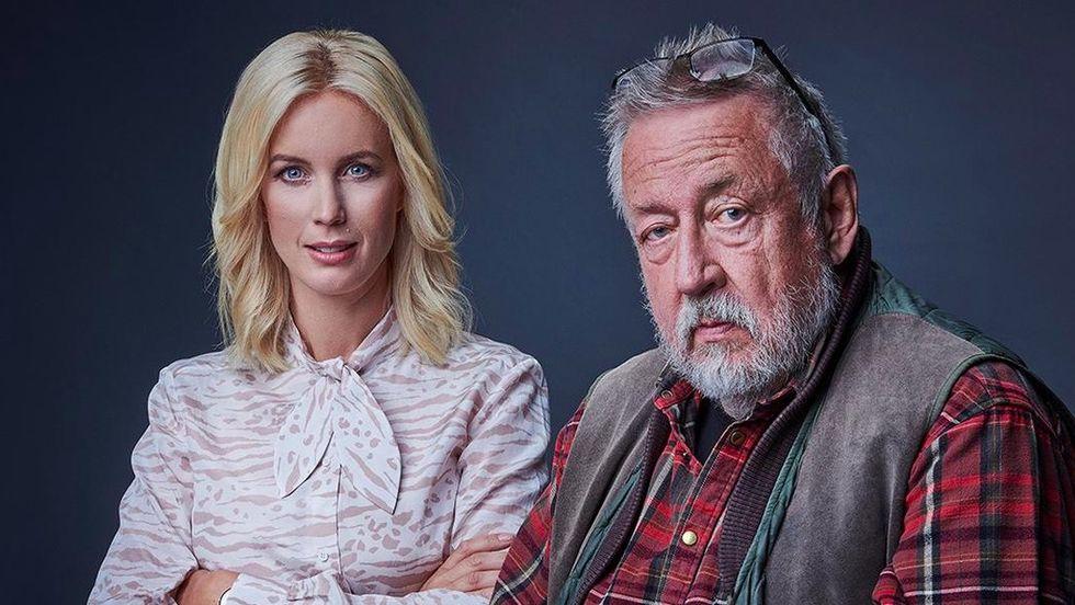 Leif GW Persson och Jenny Strömstedt gör Brottsjournalen