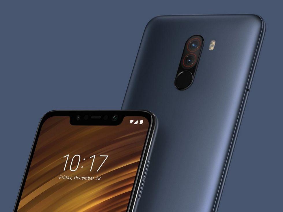Xiaomi lanserar Poco F1