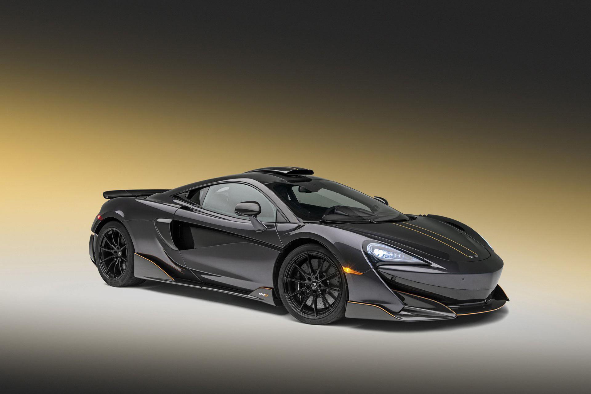 MSO visar kittad McLaren 600LT