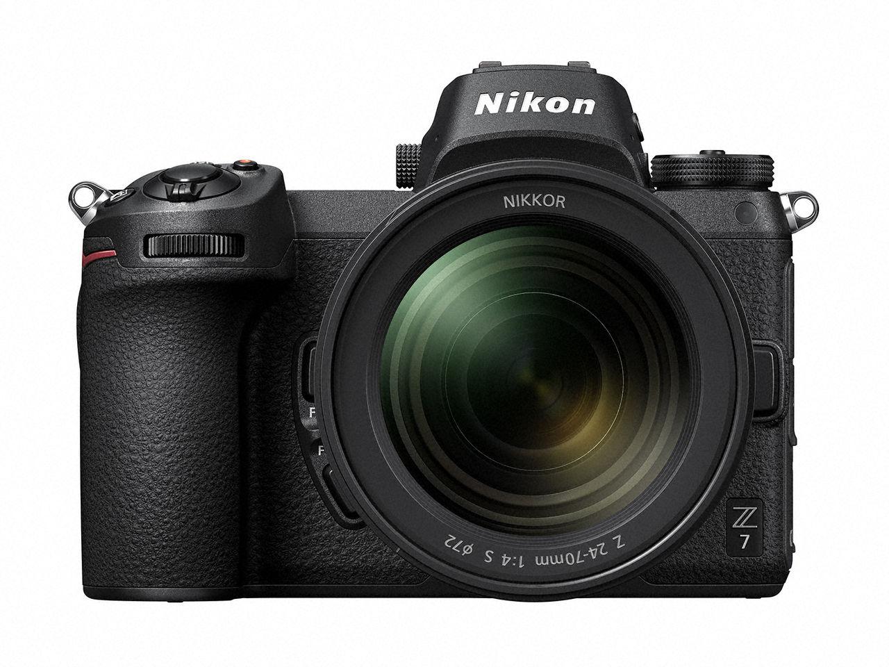 Nikon presenterar Z7 och Z6