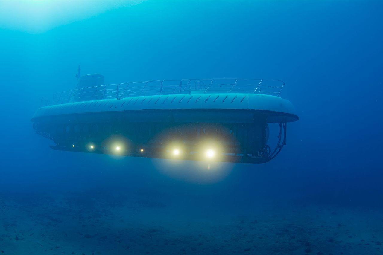 Radar används för kommunikation mellan ubåtar och flygplan