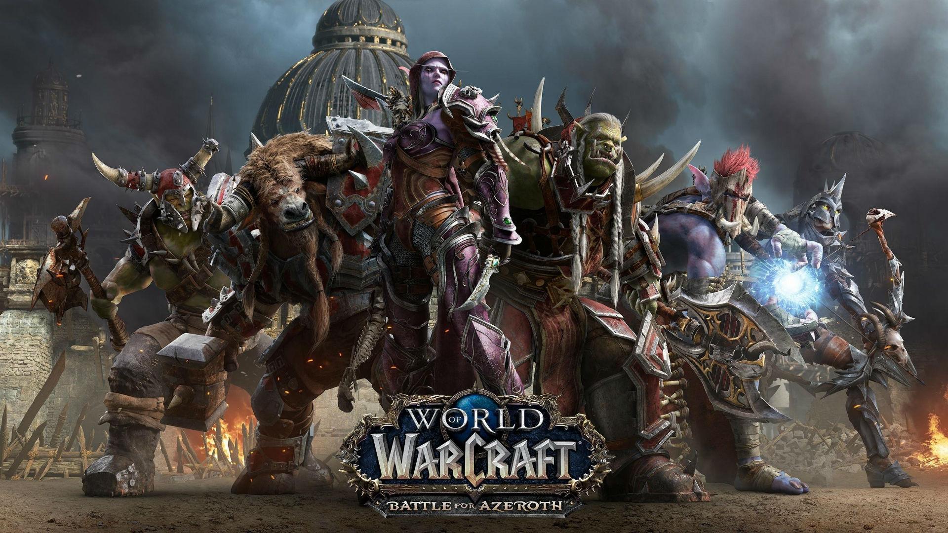 Battle for Azeroth snabbast säljande WoW-expansionen någonsin