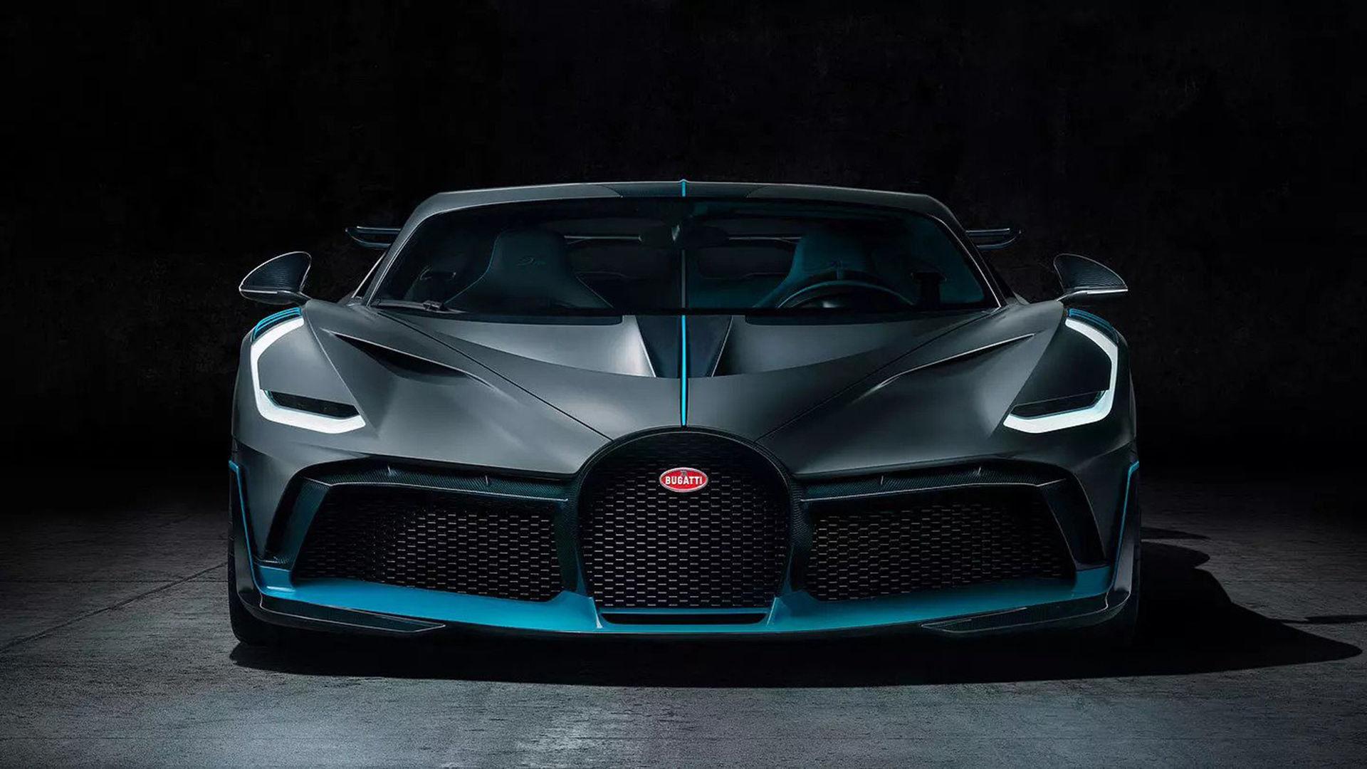 Här är den - Bugatti Divo