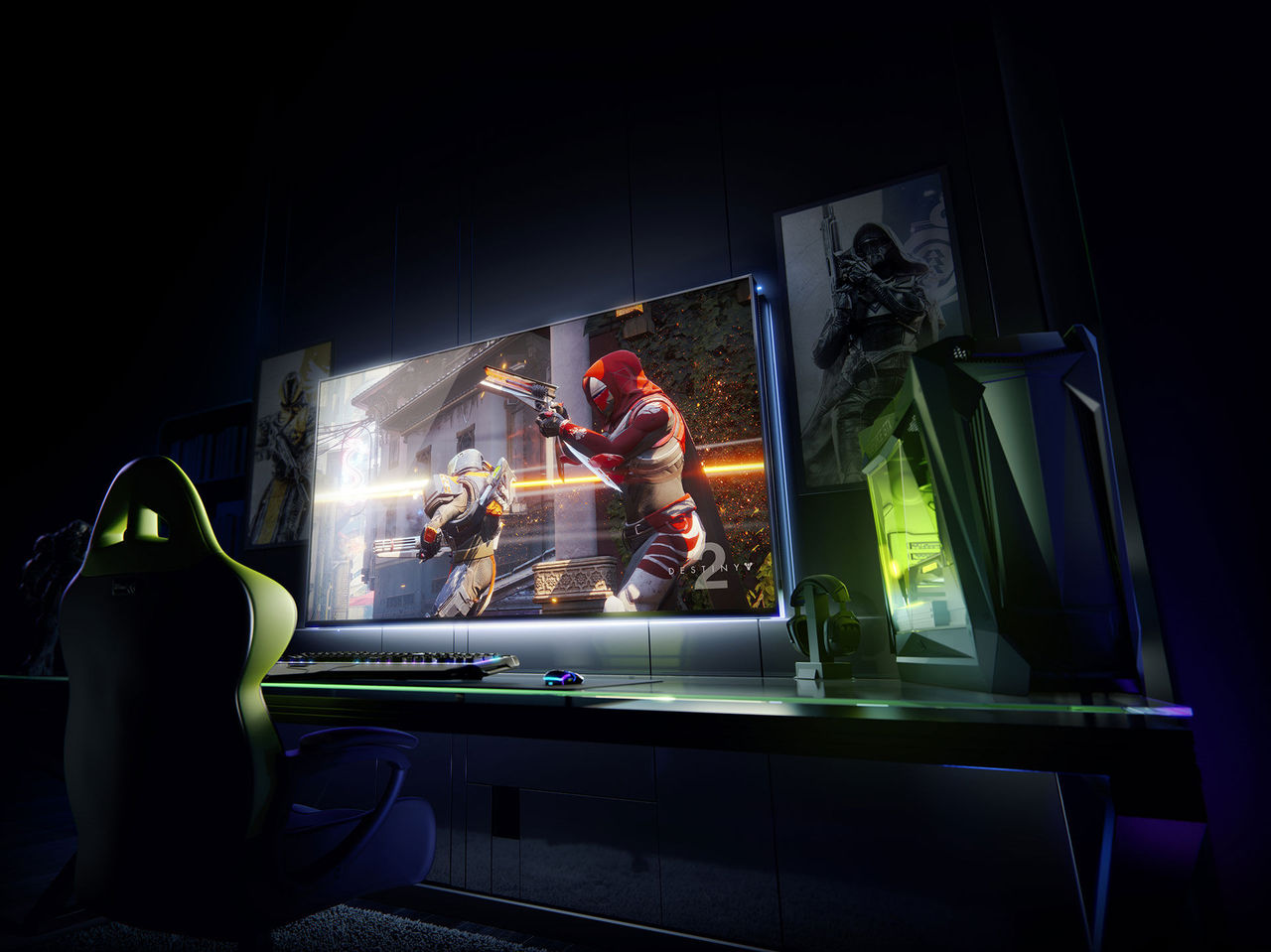 Nvidia BFGD-skärmar försenas till 2019