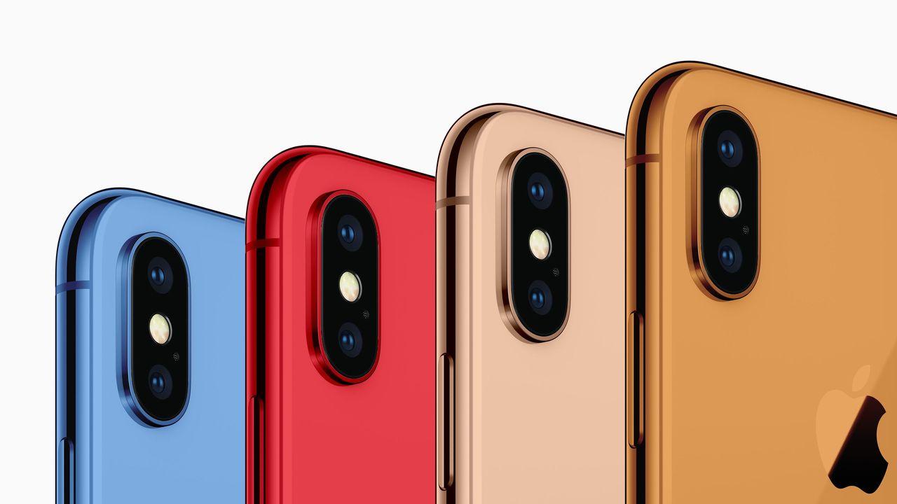Nya iPhone-rykten