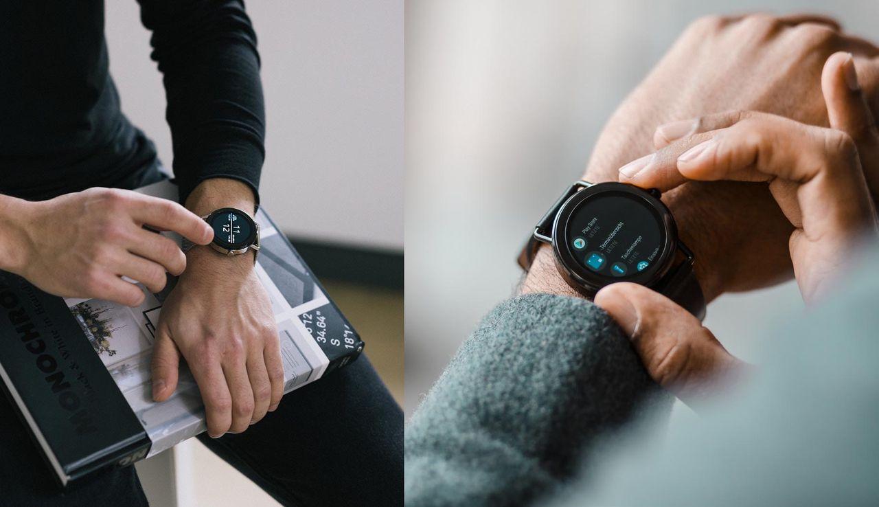 Skagen släpper ny version av smarta klockan Falster