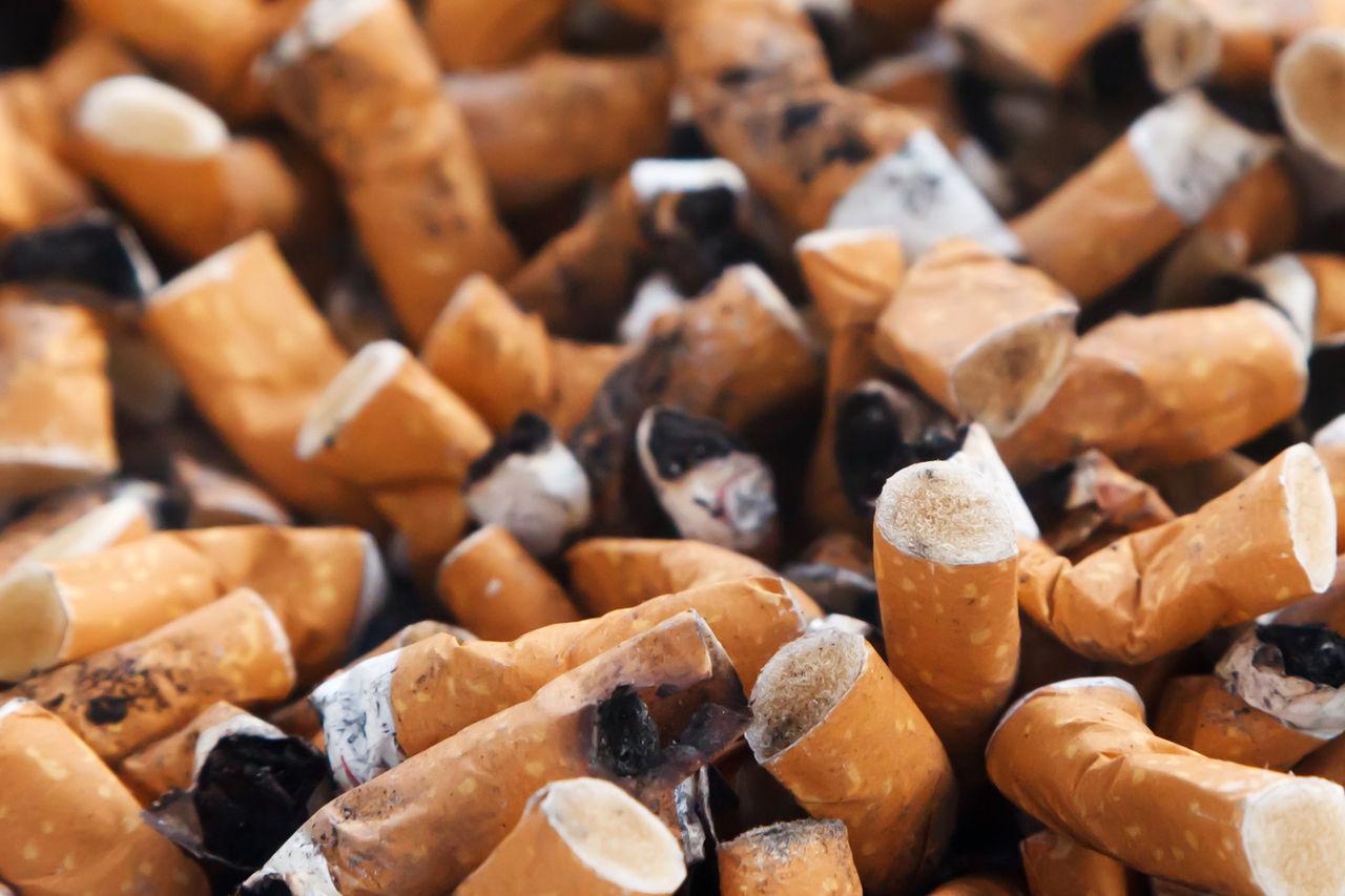 Cigarettfimpar största miljöboven i våra hav