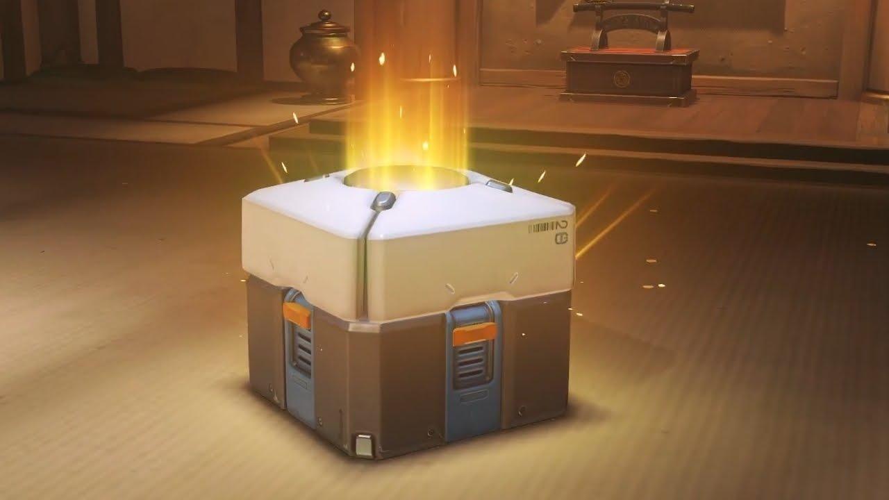 Blizzard plockar bort lootlådor från Overwatch i Belgien