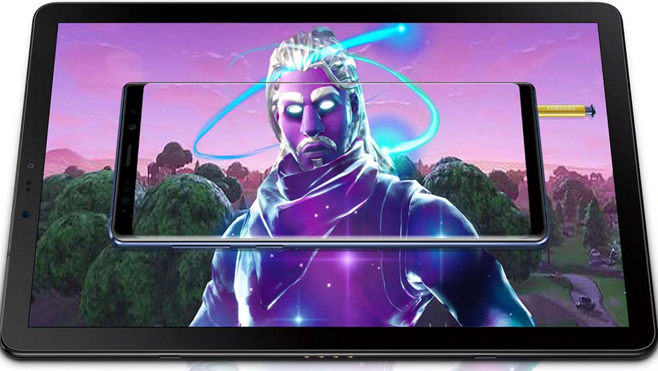 Samsung sura på Fortnite-fuskare