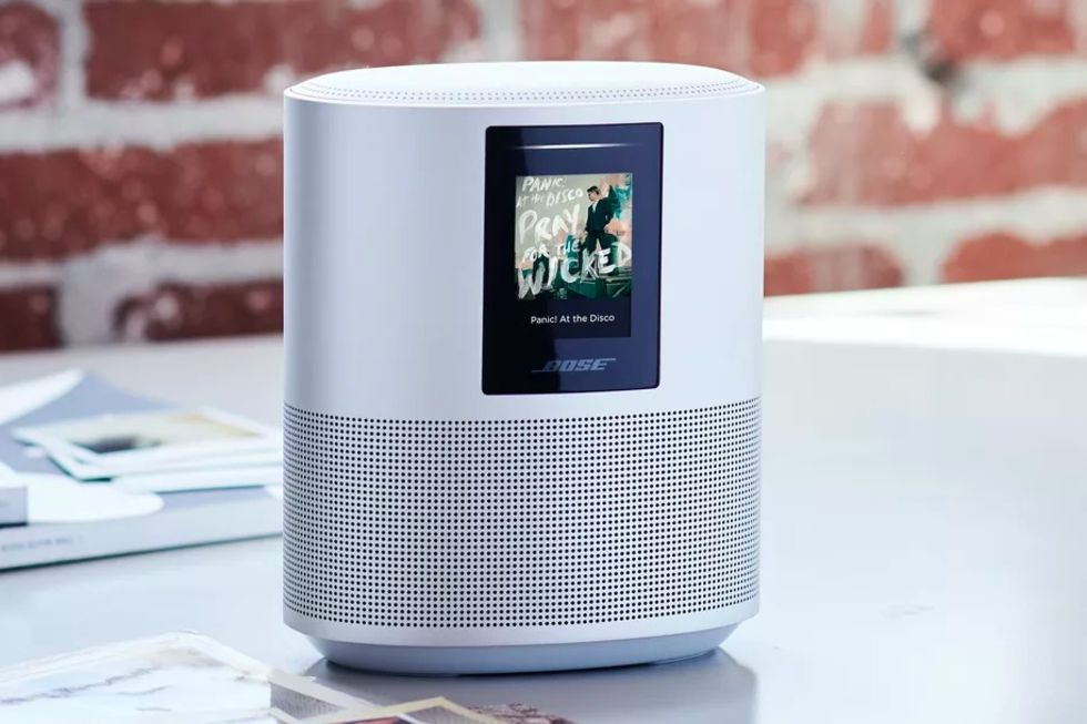 Bose släpper smart högtalare