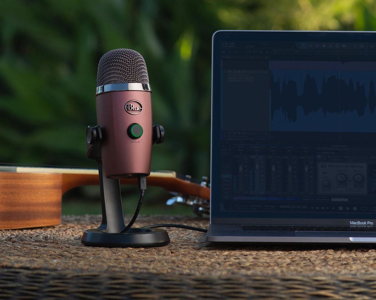 Blue släpper mikrofonen Yeti Nano