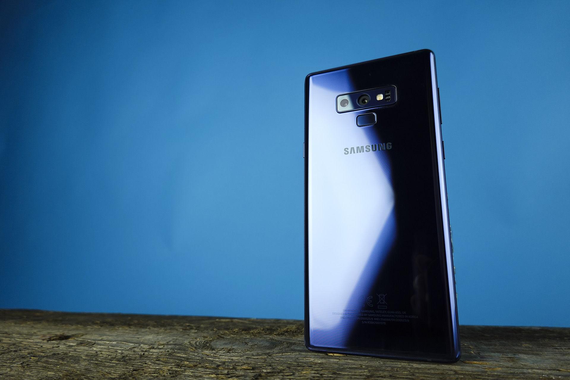 Vi har testat Samsung Galaxy Note 9