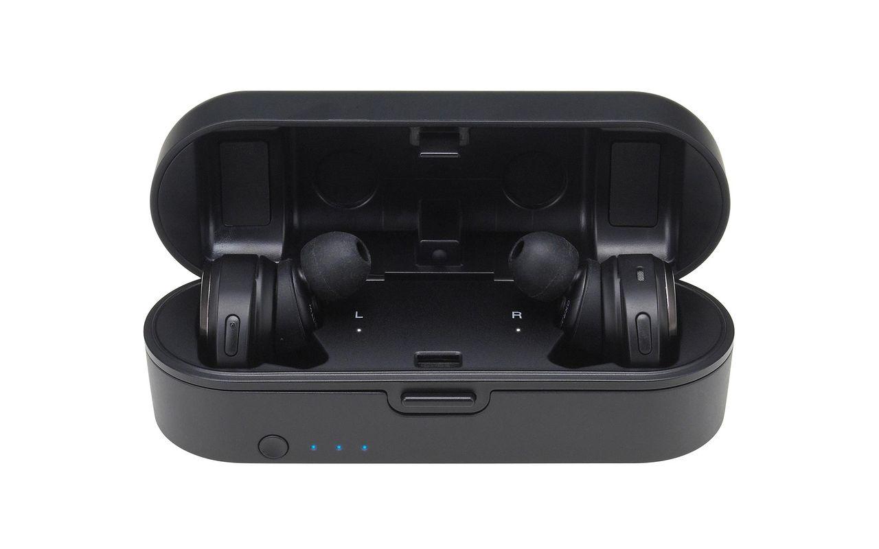 Audio-Technica släpper fullt trådlösa hörlurar. Lovar finfint ljud ... d5bc719de89b6