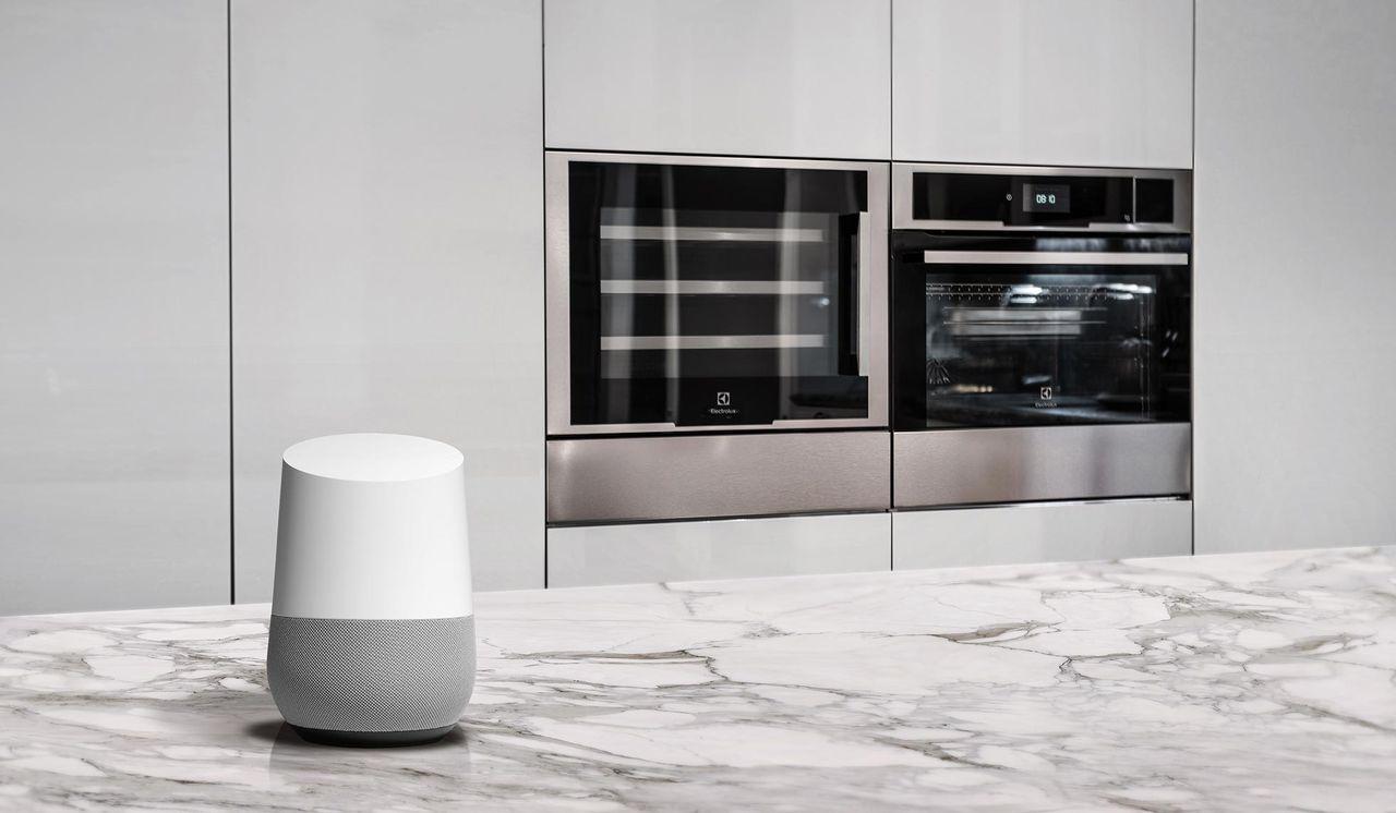 Electrolux-prylar med Google Assistant även till Europa