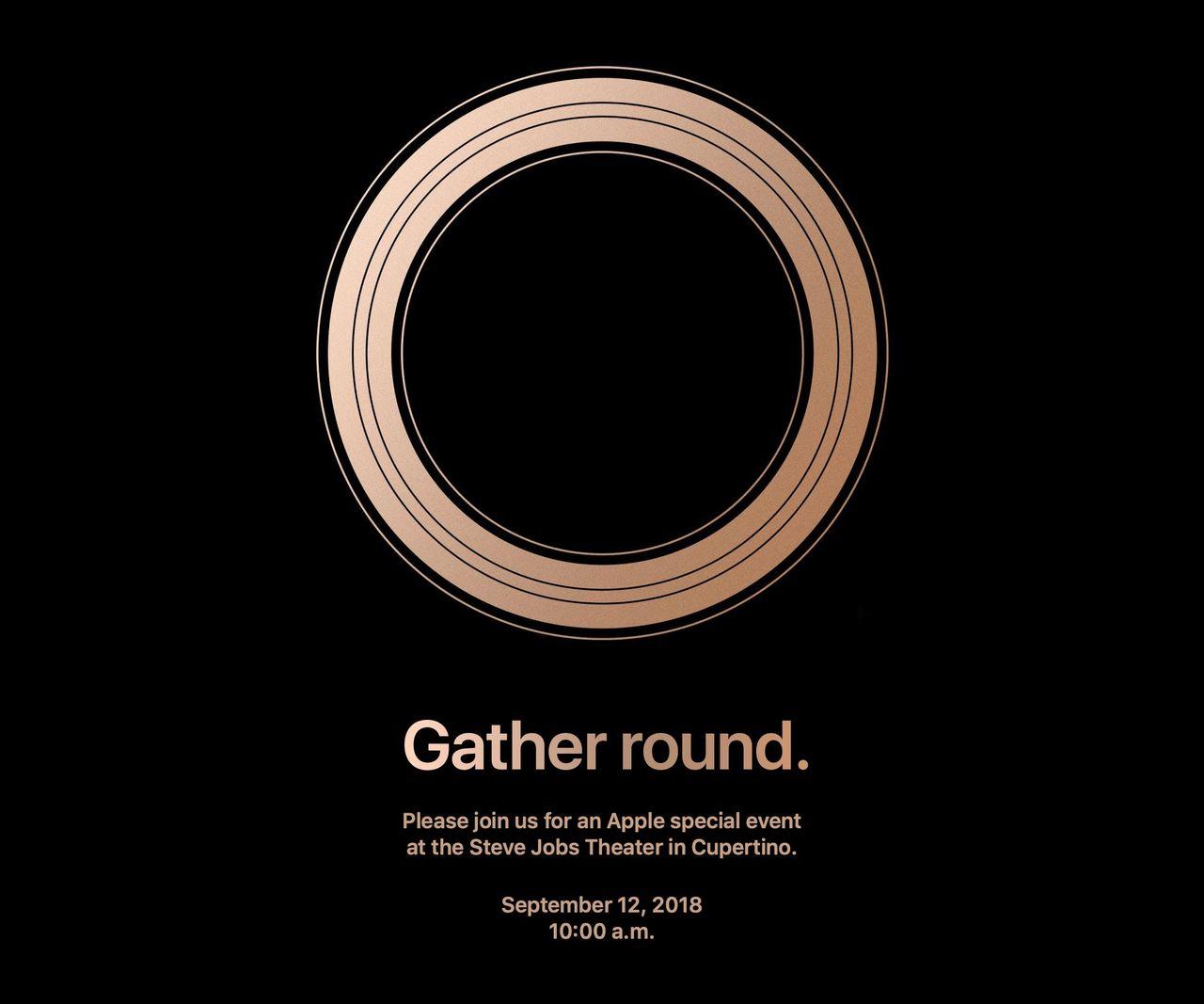 Är det här är nya iPhone och Apple Watch?