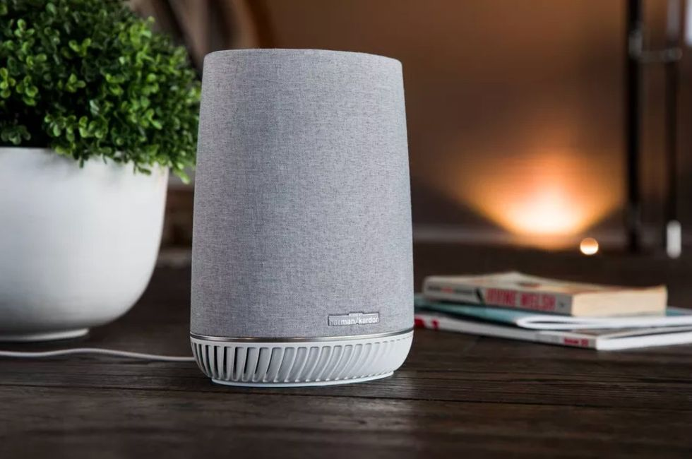 Netgear släpper smart högtalare med inbyggd router
