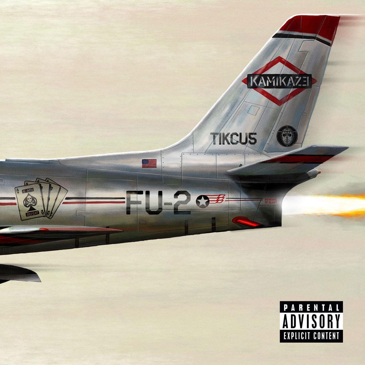 Eminem överraskar med nytt album
