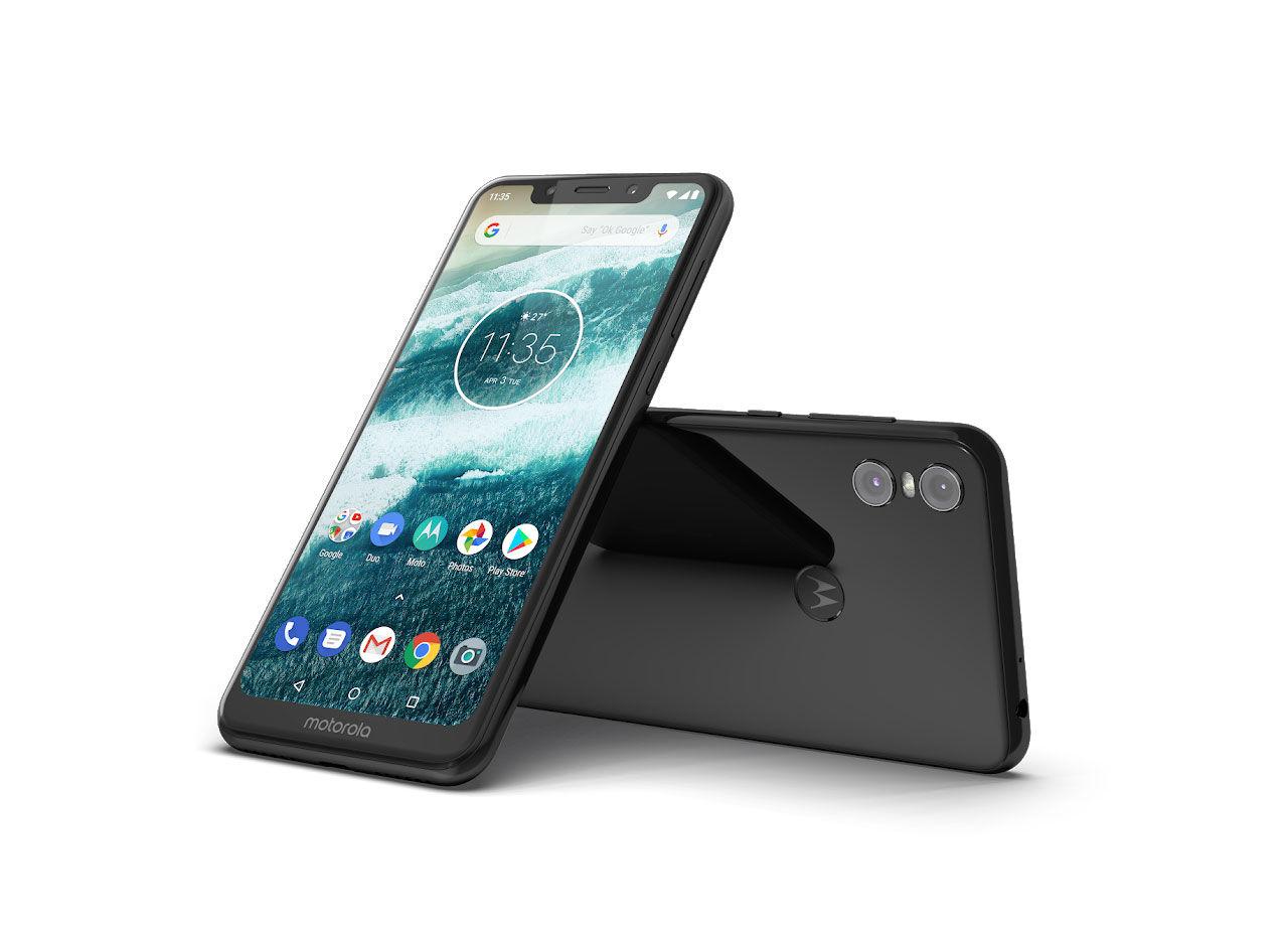 Motorola släpper två telefoner med Android One