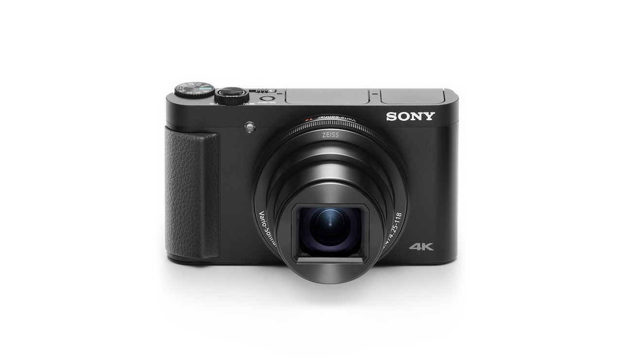 Sony släpper två kompaktkameror