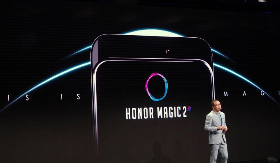 Huawei visar upp Honor Magic 2 på IFA