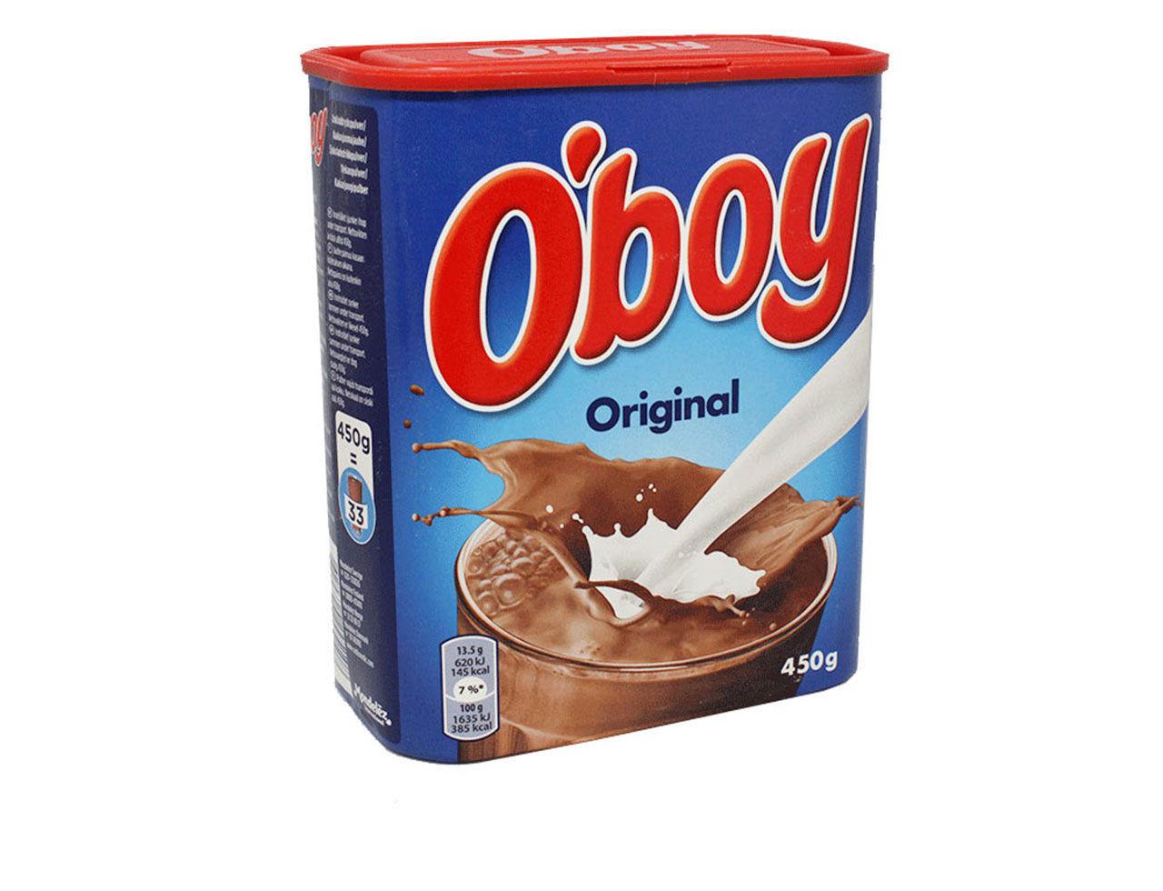 Tekniskt fel hos O'boy - pulvret slut i butik