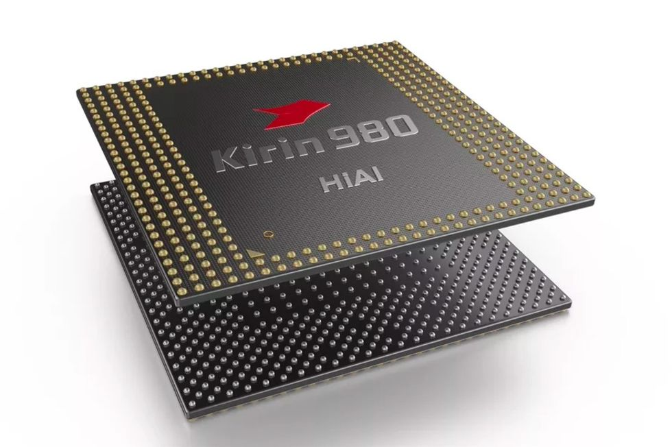 Huawei presenterar Kirin 980