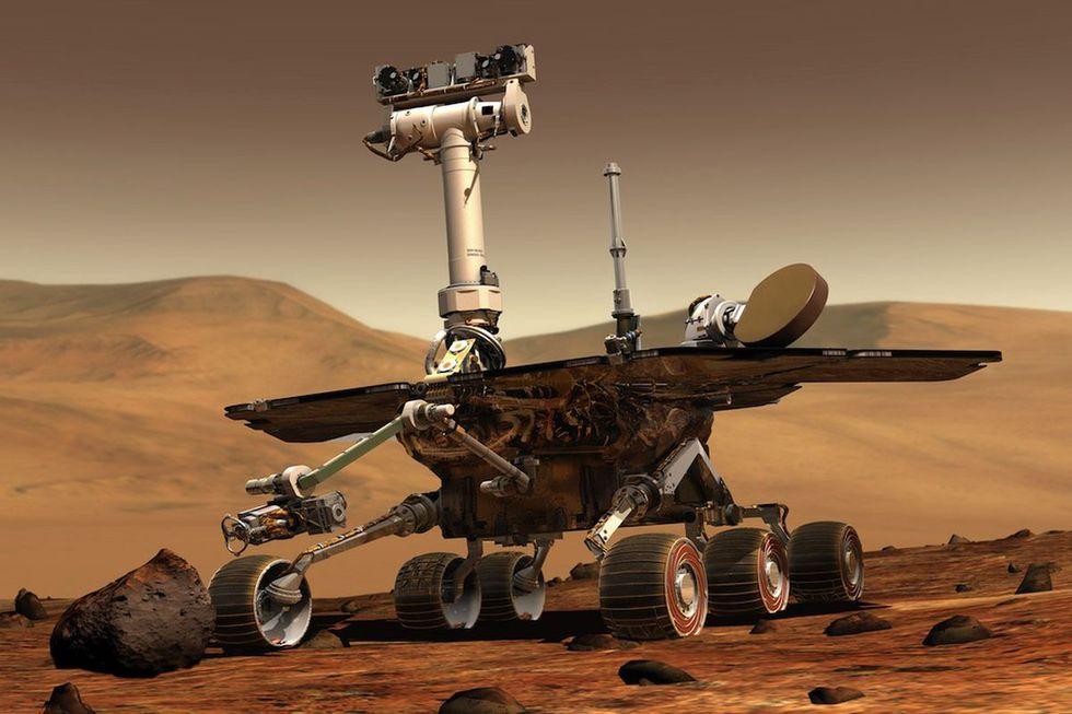 NASA har presenterat en plan för att rädda Opportunity