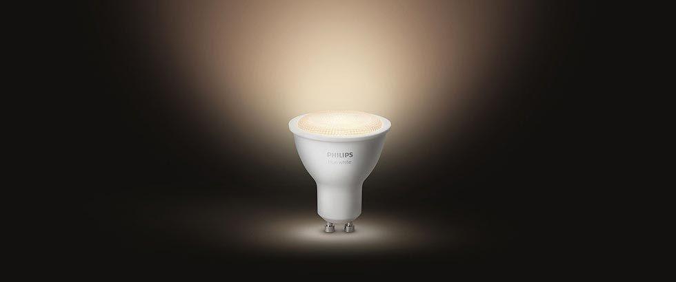 Billigare GU10-lampa till Philips Hue