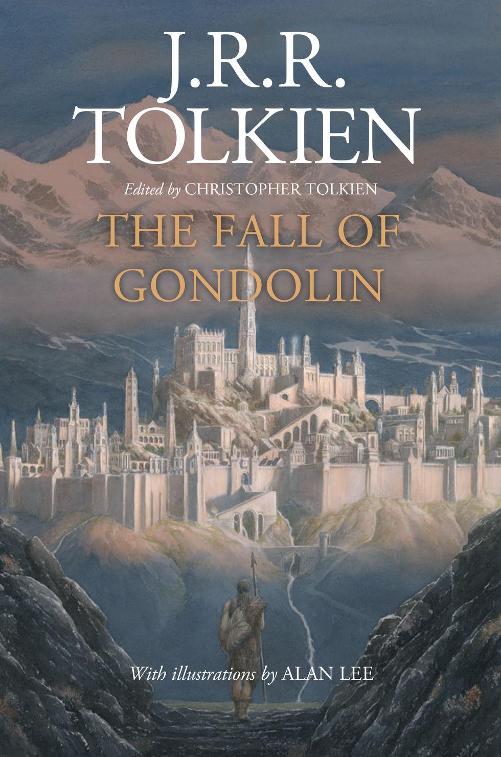 J.R.R. Tolkiens sista bok publicerad