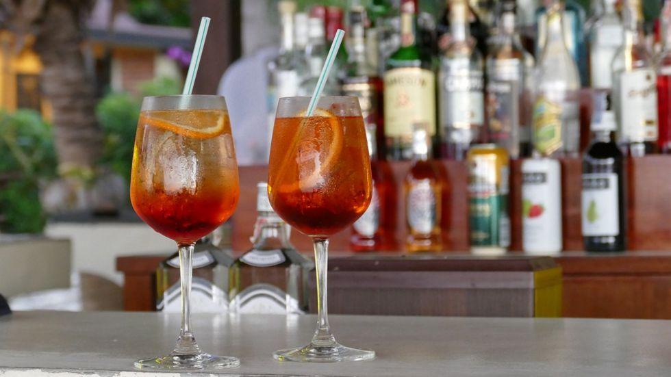Svenskarna drack mer alkohol än vanligt i sommar