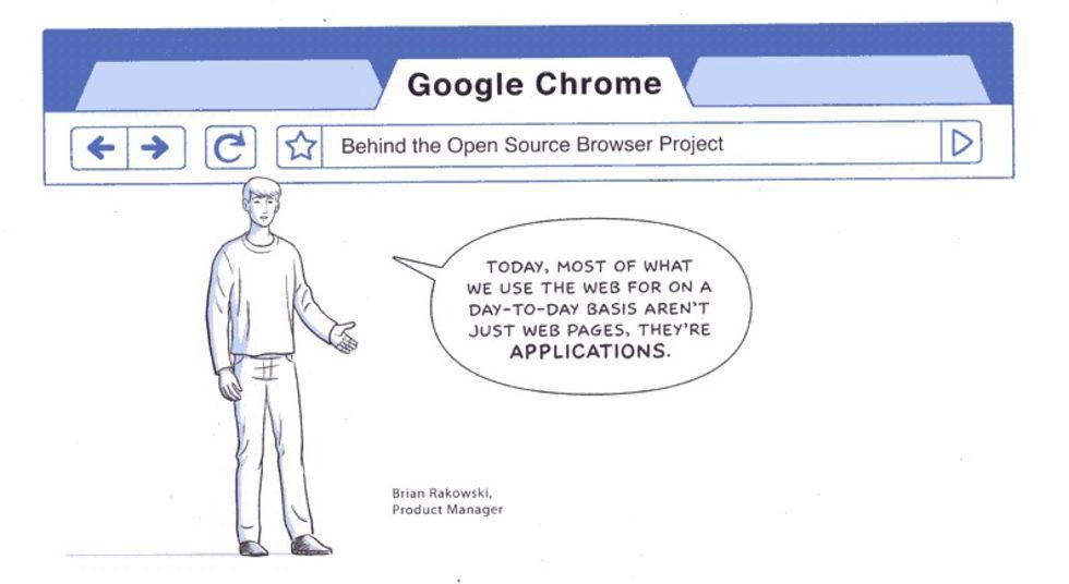 Tut i luren - Chrome fyller 10 år