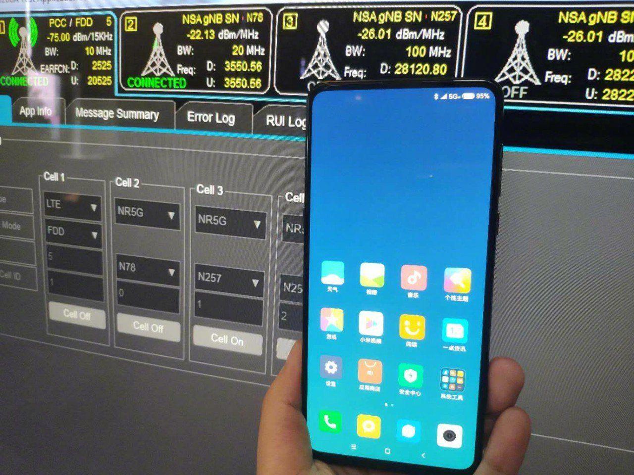 Xiaomi Mi Mix 3 får 5G-stöd