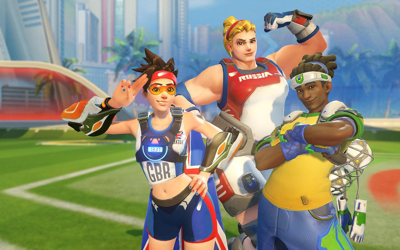 Spel är för våldsamma för att vara med i OS