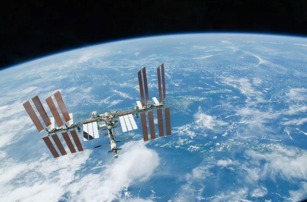 Läckan på ISS kan ha varit sabotage